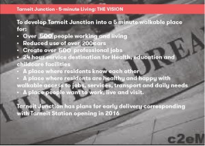 Tarneit Junction 5 minute living - the vision